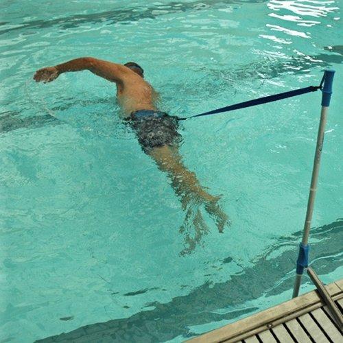 stationary swimming machine
