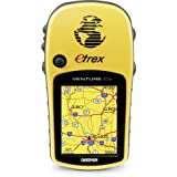 Garmin eTrex Venture Cx Waterproof Hiking GPS (Yellow) ~ Garmin