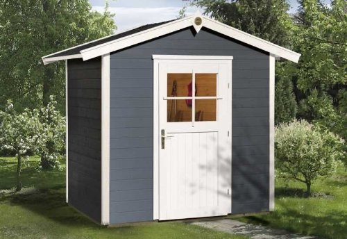 gartenhaus t ren g nstig kaufen. Black Bedroom Furniture Sets. Home Design Ideas