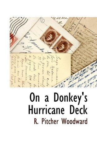 On a Donkey's Hurricane Deck
