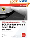 OCA Oracle Database 11g SQL Fundament...