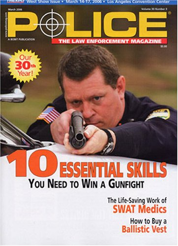 Best Price for Police Magazine Subscription