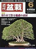 月刊近代盆栽 2016年 06 月号 [雑誌]