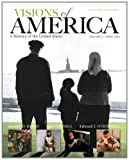 img - for Visions of America: A History of the United States, Volume 2 (2nd Edition) book / textbook / text book