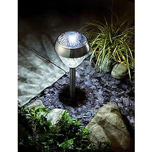 Gardman Cole & Bright Majestic Solar Garden Light Amazon