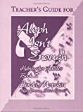 Teacher's Guide for Aleph Isn't Enough: Hebrew for Adults, Book 2 (0807407550) by Linda Motzkin