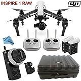 DJI-Inspire-1-RAW-Bundle-with-Zenmuse-X5R-DJI-Focus-Wireless-Follow-Focus-System-2X-TB47B-Intelligent-Flight-Battery-Remote-Harness-Dual-Remotes-more