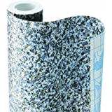 Con-Tact Brand Creative Covering Self-Adhesive Shelf and Drawer Liner, 18-Inches by 9-Feet, Granite