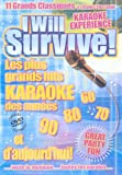 echange, troc Karaoke : I will survive
