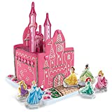 Disney Princess Sugar Cookie Castle Kit - No Baking Necessary & Contains Everything To Make 1 Cookie Castle!
