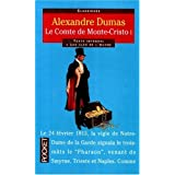 "FRE-COMTE DE MONTE-CRISTO -OS (Pocket Classiques)von ""Alexandre Dumas"""