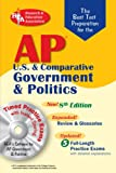 img - for AP Government & Politics w/CD-ROM (REA) - The Best Test Prep: 8th Edition (Test Preps) book / textbook / text book