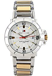 Tommy Hilfiger Analog Silver Dial Mens Watch - TH1790514J