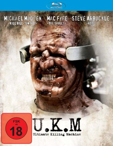 U.K.M - Ultimate Killing Machine [Blu-ray]