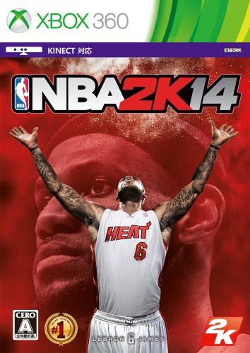 【ゲーム 買取】NBA 2K14