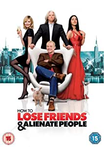 How To Lose Friends And Alienate People [DVD] [2008]