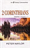 2 Corinthians: Volume 1 Chapters 1-7 (Evangelical Press Study Commentary) (Chapters 1-7 Vol 1)