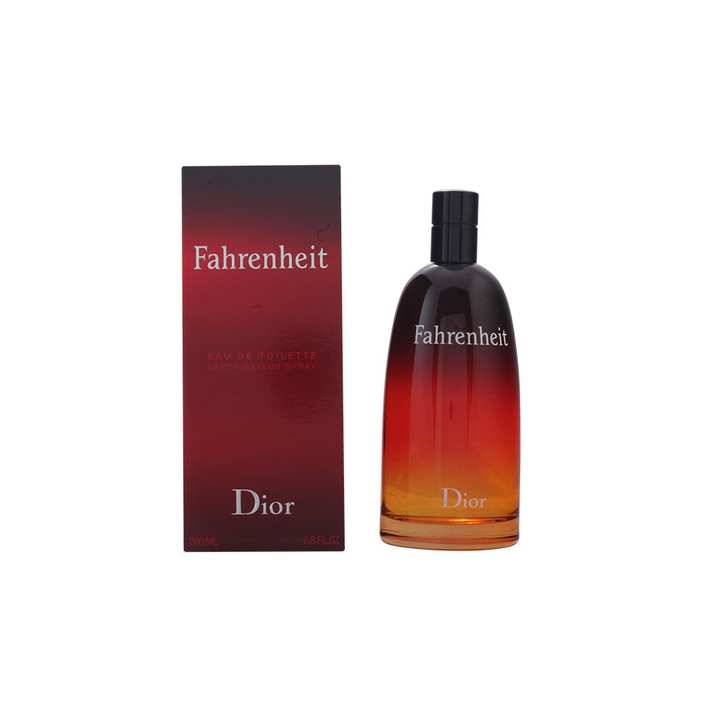 Fahrenheit By Christian Dior For Men. Eau De Toilette Spray 6.8 Oz