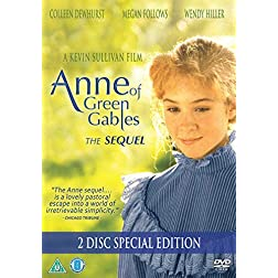 Anne Of Green Gables - The Sequel - 2 Disc Special Edition