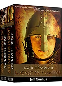 Jack Templar Monster Hunter Box Set: Books 1 & 2 Special Edition by Jeff Gunhus ebook deal