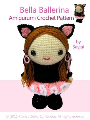 Bella Ballerina Amigurumi Crochet Pattern