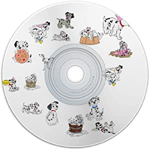 Digitized Embroidery 101 Dalmatians Machine Embroidery Designs CD For Brother Embroidery Machine from HandmadeStudio