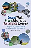 img - for Decent Work, Green Jobs and the Sustainable Economy: Solutions for Climate Change and Sustainable Development book / textbook / text book
