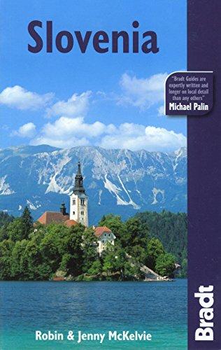 Slovenia (Bradt Travel Guides)