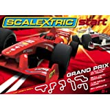 Scalextric C1250 Start - Grand Prix 1:32 Scale Race Setby Scalextric