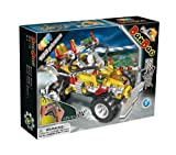 BanBao Radio Control Construction Vehicle -  Yellow - 193 Pieces