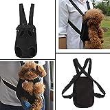 Mofun Tasche Rucksack für Haustier Hunde katze Welpen Segeltuch Rücksack Vorne Tasche Carrier Reise Travel Bag