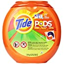 Tide Pods Laundry Detergent Alpine Breeze Scent 77 Count