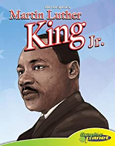 Martin Luther King Jr. (Bio-Graphics Set 2 (Graphic Planet)) Joeming W. Dunn and Chris Allen