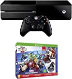 Xbox One Console with Disney Infinity 2.0 Marvel Superheroes Starter Pack