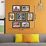 Ajanta Royal Classic set of 7 Individual Photo Frames (6-6x8 & 1-8x10 Inch) - WPC-14