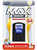 Max Memory 64mb Inc 10 Classic Retro Games (PS2)