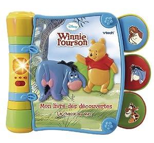 Vtech Winnie - Mon Livre des Découvertes