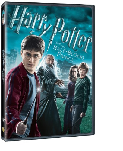 Harry Potter and the Half-Blood Prince (Widescreen Edition) - J.K. Rowling