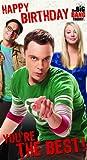 Big Bang Theory BB004 Geburtstagskarte allgemein