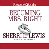 img - for Becoming Mrs. Right book / textbook / text book