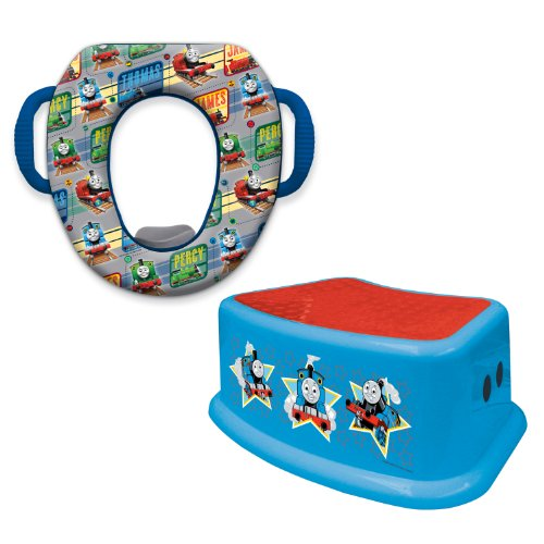 Potties Amp Seats Thomas And Friends Potty And Step Stool
