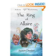 The Ring of Allaire: Book One: Wizard's Destiny (Volume 1) by Susan Dexter