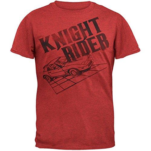 Knight Rider - Halftone
