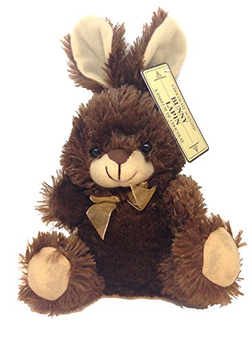 Chocolate Scented Bunny Stuffed Rabbit Beige Color - 1