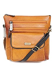 Thisrupt Leather Women Sling Bags