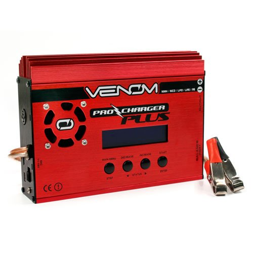 Venom Pro Charger Plus Battery Charger with Power Supply