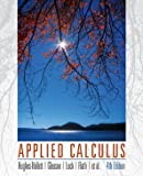 Applied Calculus (0470170522) by Hughes-Hallett, Deborah