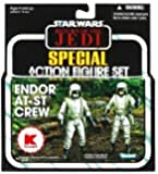 Star Wars Vintage collection 2-pack AT-ST SCOUT WALKER CREW (DRIVER & GUNNER)