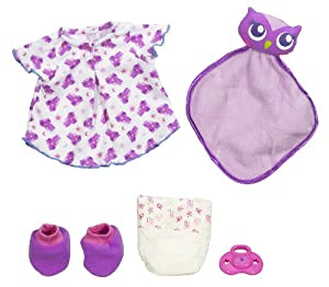 Baby Alive Sweet Slumbers Bedtime Set Amazon Co Uk Toys