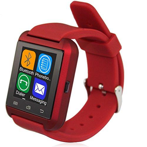 SAMAZ 2014 Fashion Bluetooth Smart Watch WristWatch U8 UWatch Phone Mate for Smartphones IOS Android